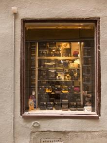Polaroid Instamatics, Camera Shop, Stockholm, SE